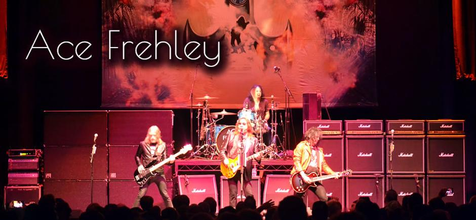 Ace Frehley Live!
