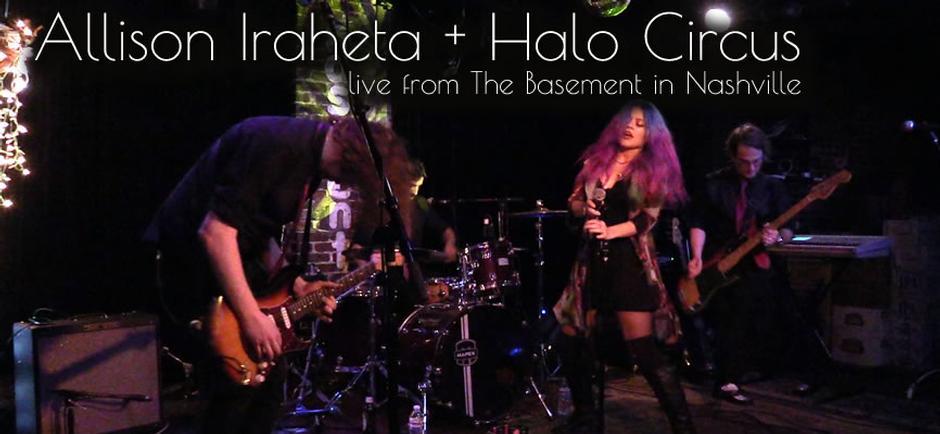 CSM Take Over Continues with Charissa Nicole: Allison Iraheta + Halo Circus