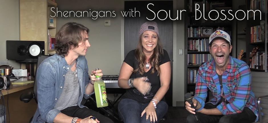 Shenanigans with Missy: Sour Blossom