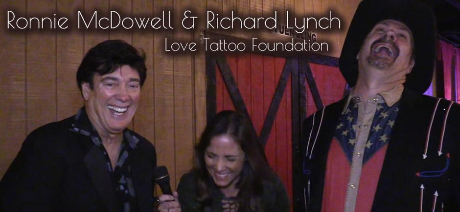 Conversations with Missy: Ronnie McDowell, Richard Lynch, & Surprise Guests