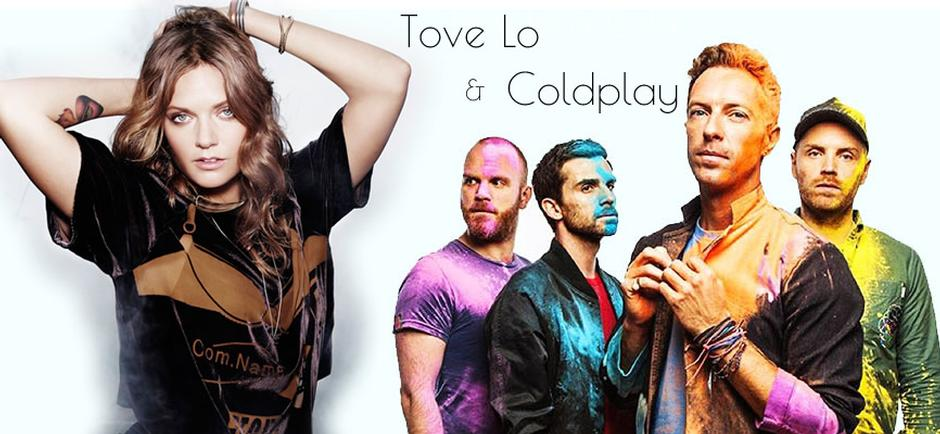 Press Release: Tove Lo to Join Coldplay on North American Tour This Fall