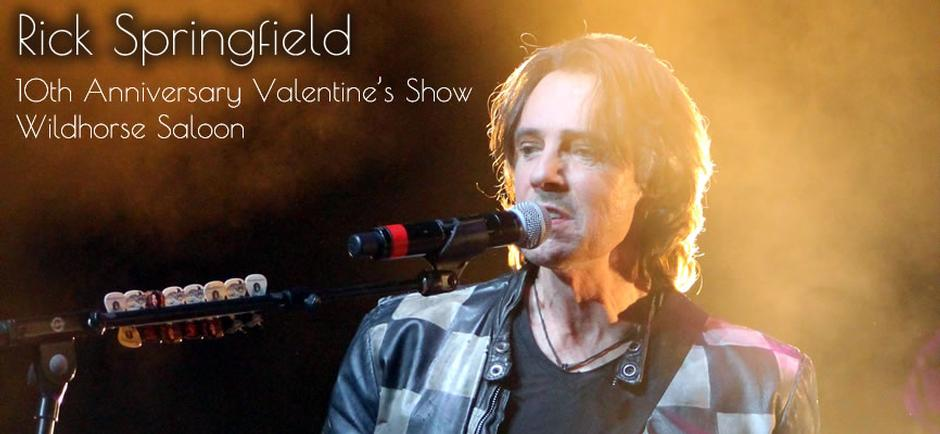 Conversations with Missy: Rick Springfield
