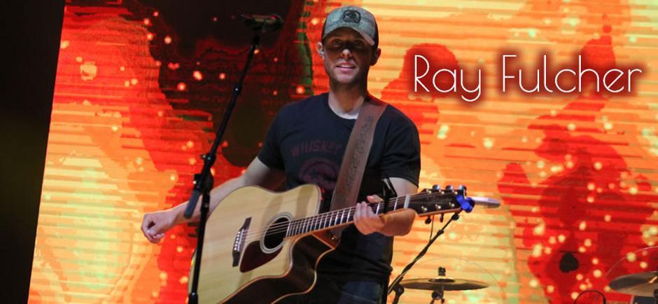 Charissa takes over the Wildhorse Saloon New Nashville Series: Ray Fulcher