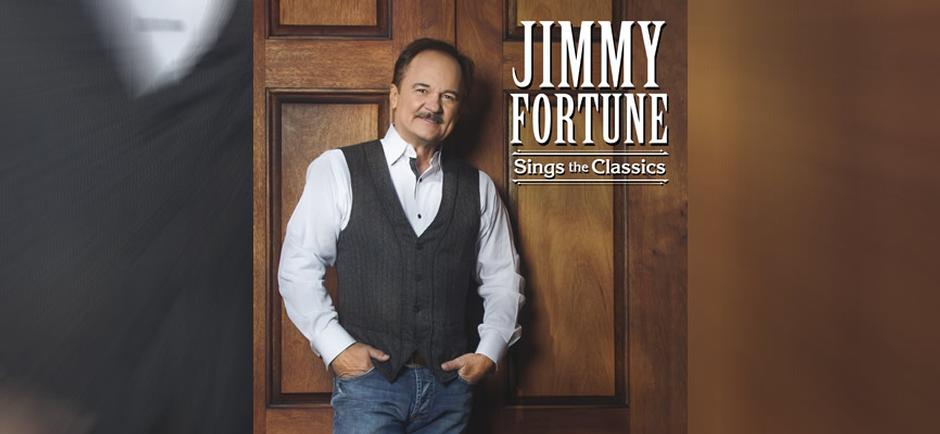 Press Release: Statler Brother Singer Jimmy Fortune 'Sings the Classics' on Upcoming Album Set for Release April 21st