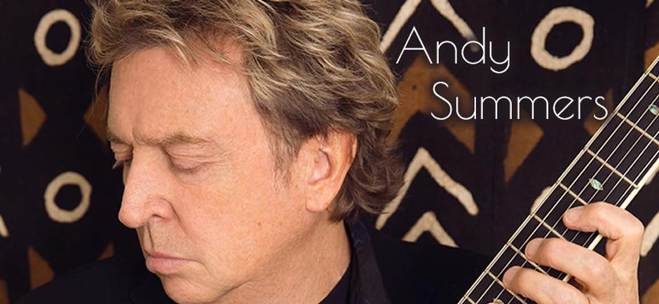 """Press Release:Andy Summers' """"Triboluminescence"""" Available Today, March 24th"""