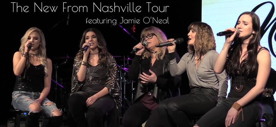 Conversations with Missy: Jamie O'Neal and