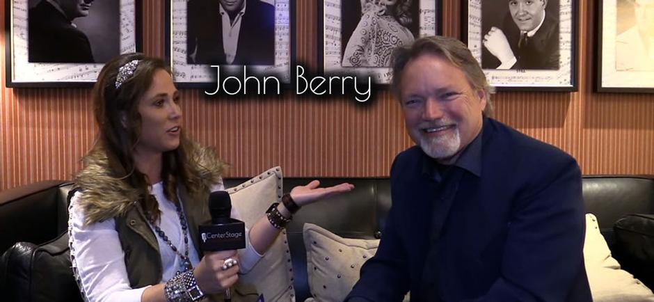 Conversations with Missy: John Berry