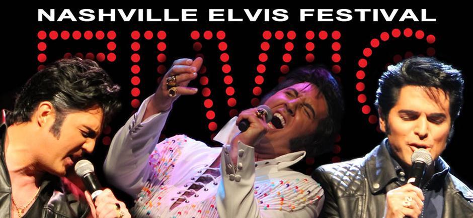 The King Lives On, Nashville Elvis Festival