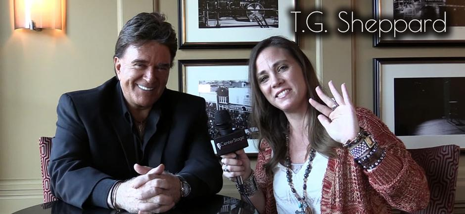 Conversations with Missy: T.G. Sheppard at Nashville Elvis Festival