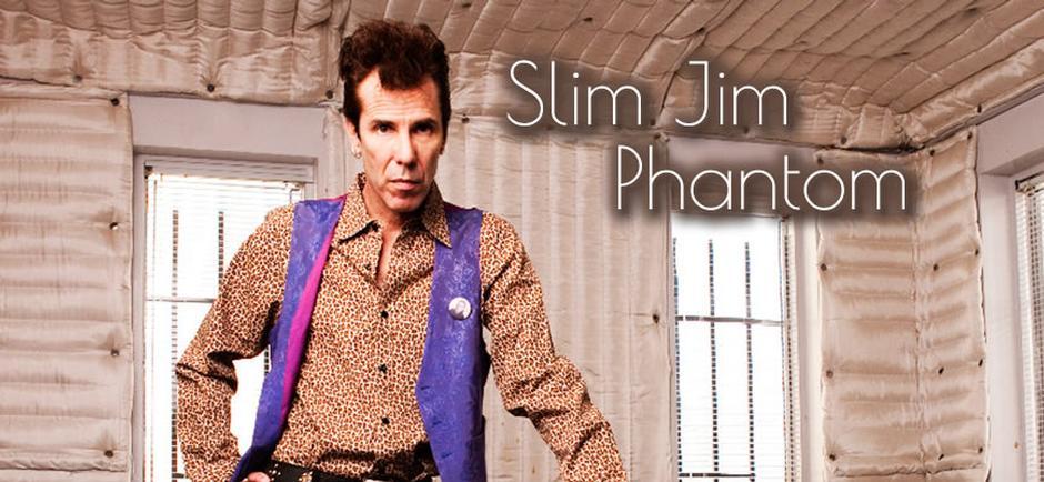 Conversations with Missy: Slim Jim Phantom