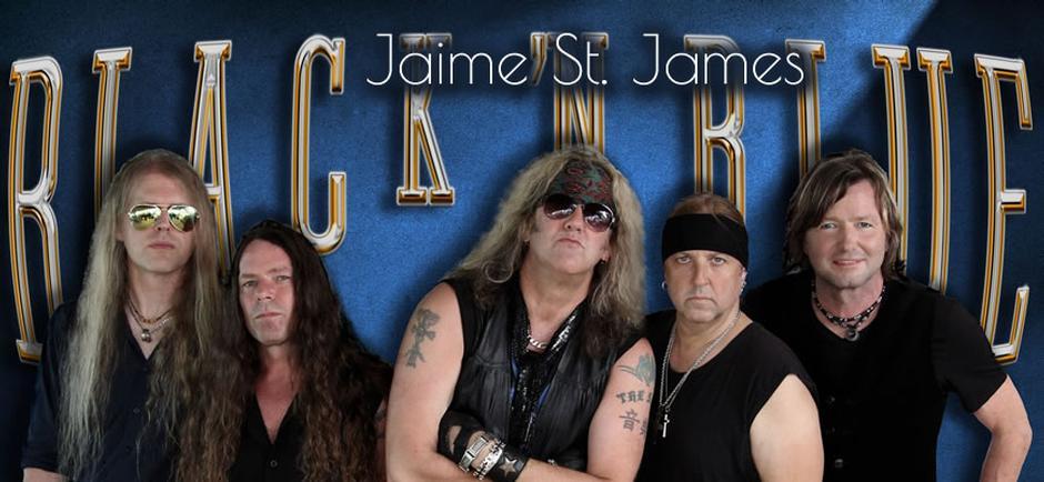 Jaime St. James - The Voice of Black 'N Blue