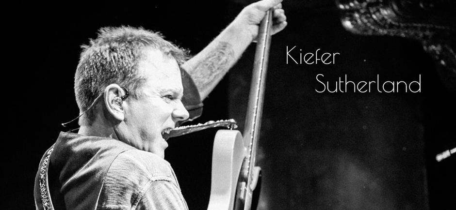 Press Release: Kiefer Sutherland Performs On 'The Talk' Thursday, April 27
