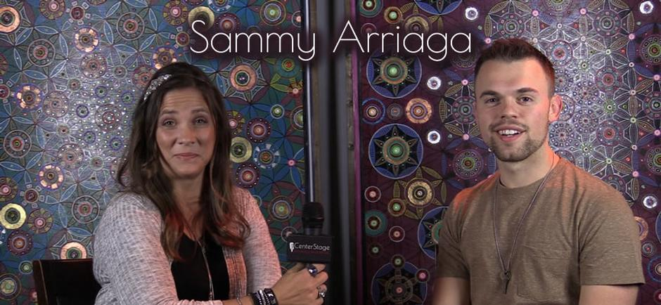 Conversations with Missy: Sammy Arriaga