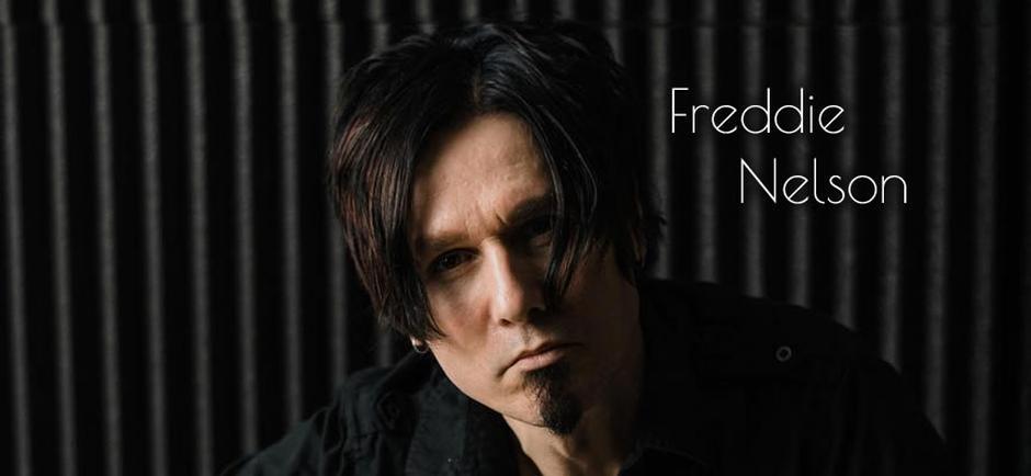 Freddie Nelson - Singer/Songwriter/Guitarist