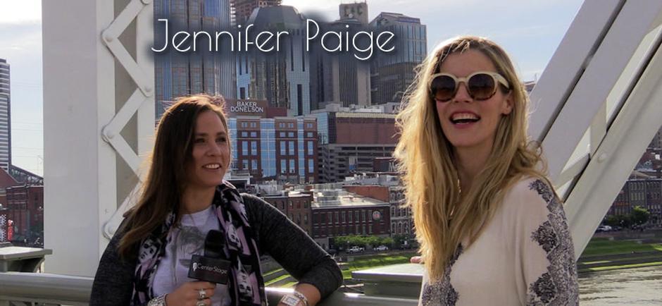 Conversations with Missy: Jennifer Paige