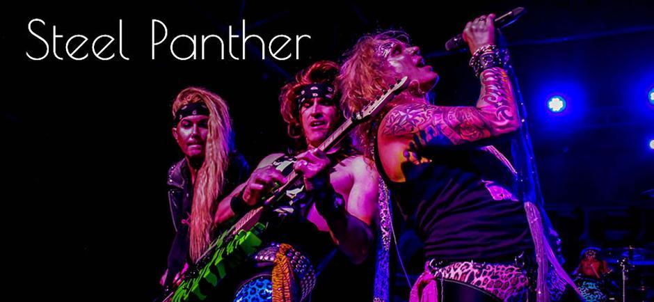 Steel Panther Invades Marathon Music Works in Nashville