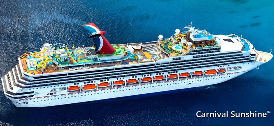 Cruising the Caribbean on Carnival