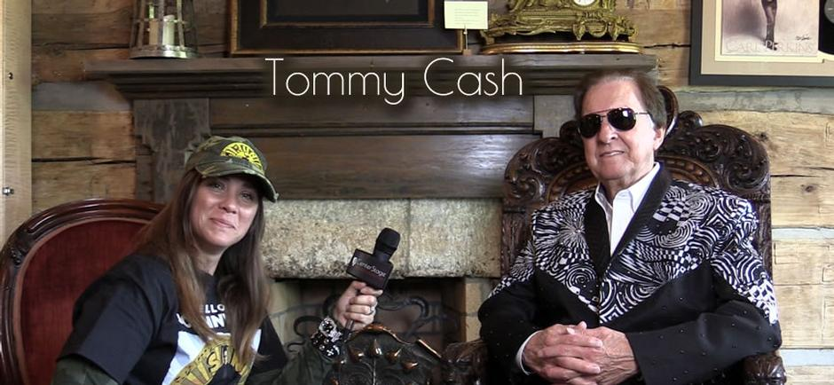 Conversations with Missy: Tommy Cash