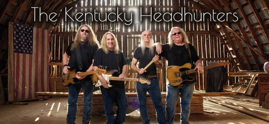 """Press Release:  The Kentucky Headhunters Are Going """"On Safari"""" with U.K. Tour in Fall 2017"""