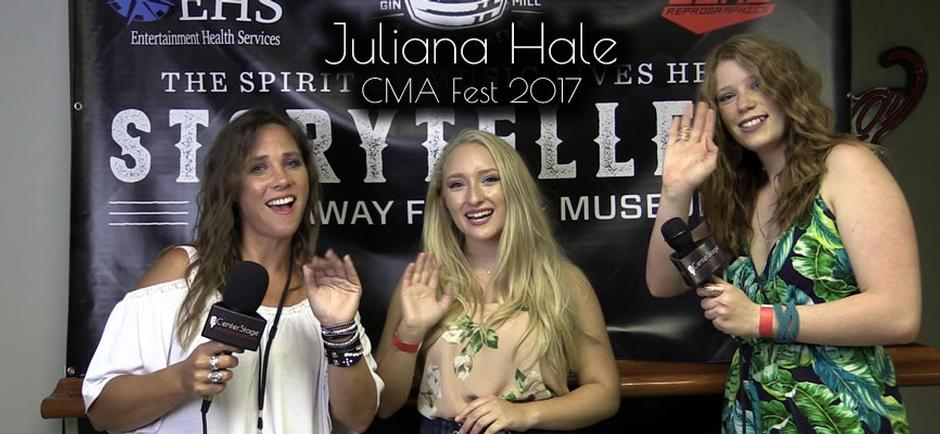 Tap Into Indie: Juliana Hale
