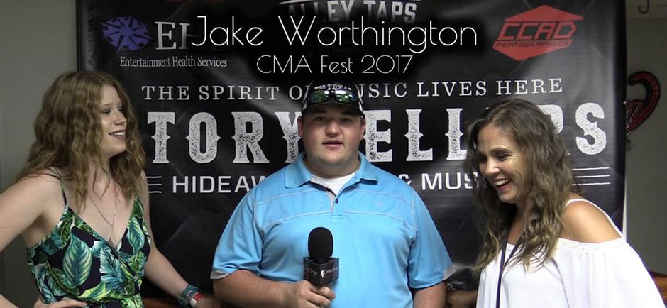 Tap Into Indie: Jake Worthington