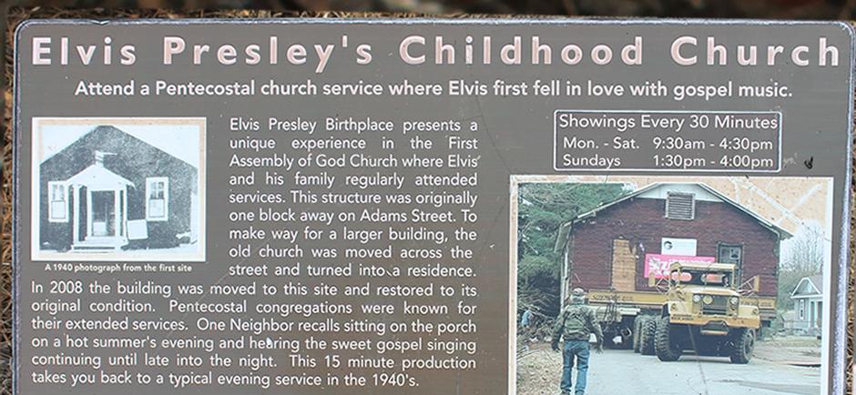Gospel Music According to Elvis Presley