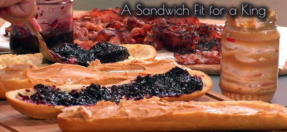 A Sandwich Fit for a King