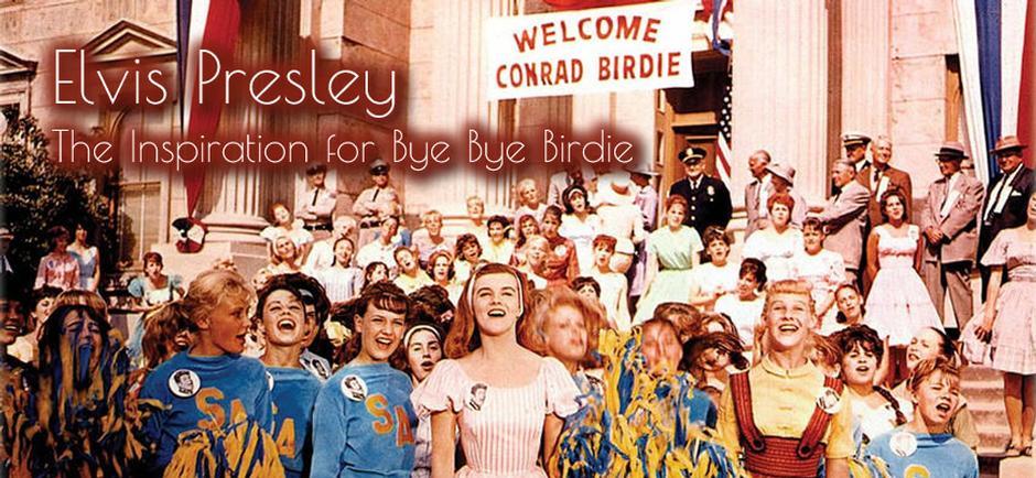 Elvis Presley: Inspiration For 'Bye Bye Birdie'