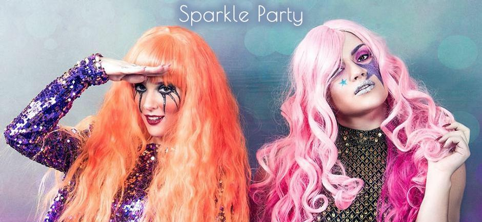 Watch & Listen: Sparkle Party Makes Their Glitzy, Star Studded Debut