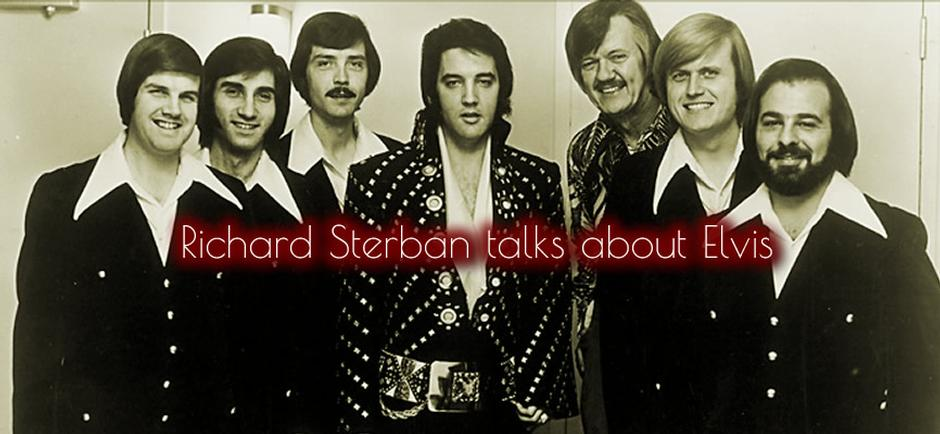 Conversations with Missy: Richard Sterban on Elvis and The Oak Ridge Boys