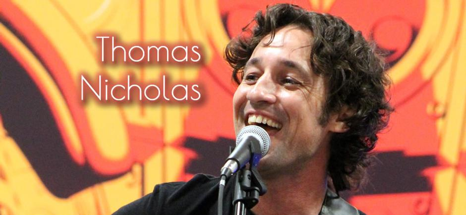 Wizard World Comic Con with Thomas Ian Nicholas