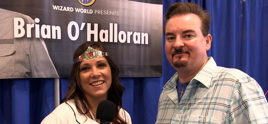 Wizard World Comic Con with Brian O'Halloran