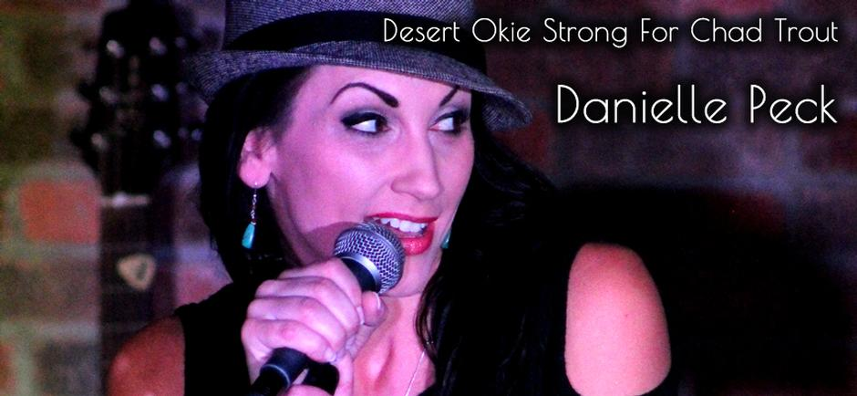Desert Okie Strong For Chad Trout : Danielle Peck