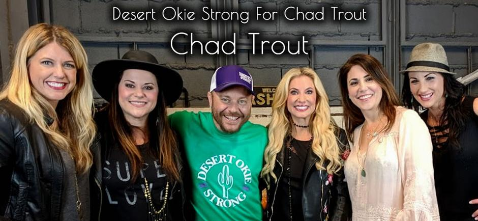 Desert Okie Strong For Chad Trout: Chad Trout Featuring Jamie Fox