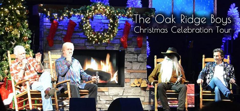 The Oak Ridge Boys Christmas Celebration Tour Review
