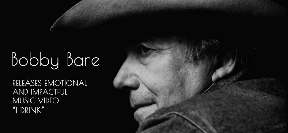 Press Release: Bobby Bare Releases Emotional and Impactful Music Video
