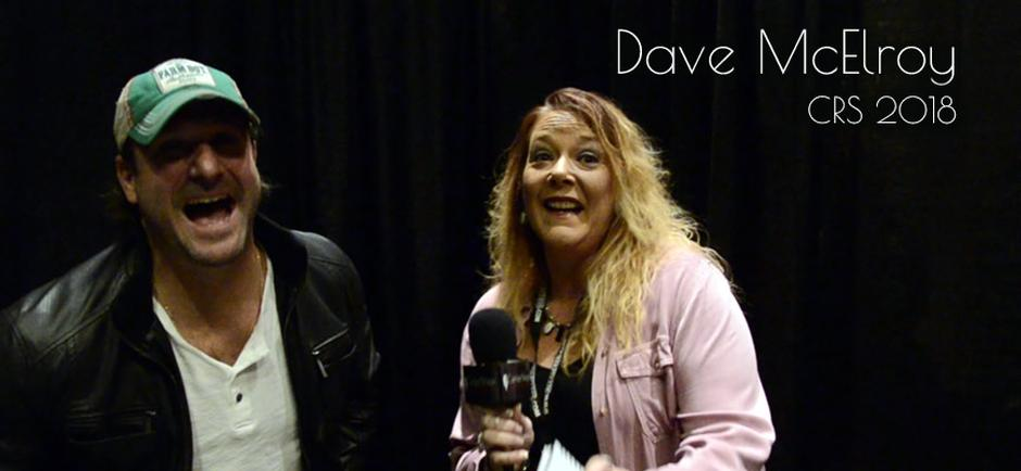 CRS 2018 with Laura: Dave McElroy