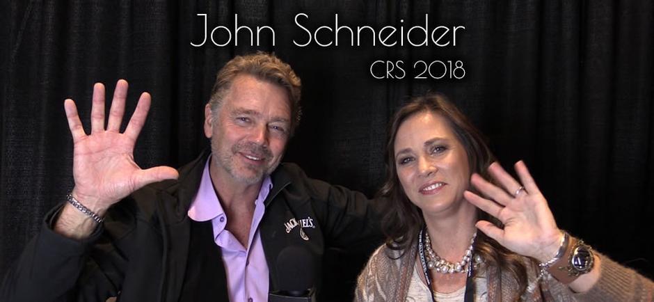 CRS 2018 with Missy: John Schneider