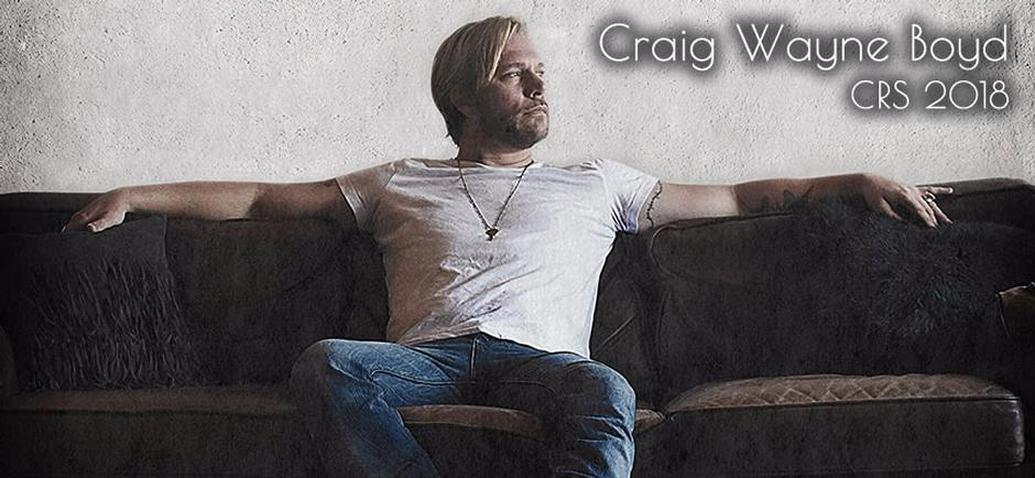 CRS 2018 with Missy: Craig Wayne Boyd