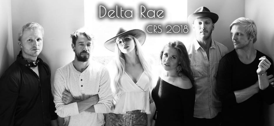CRS 2018 with Laura: Delta Rae