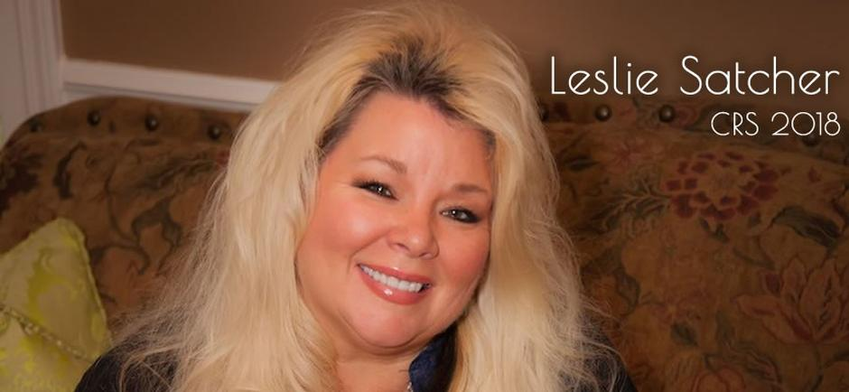 CRS 2018 with Missy: Leslie Satcher