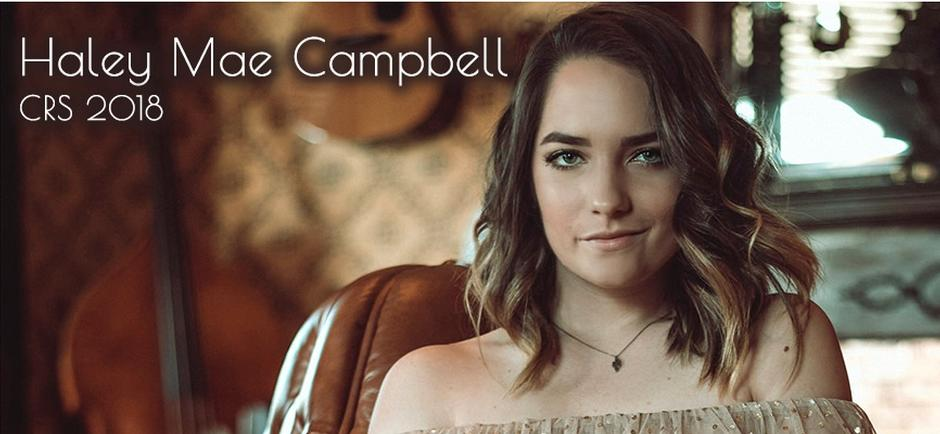 CRS 2018 with Laura: Haley Mae Campbell