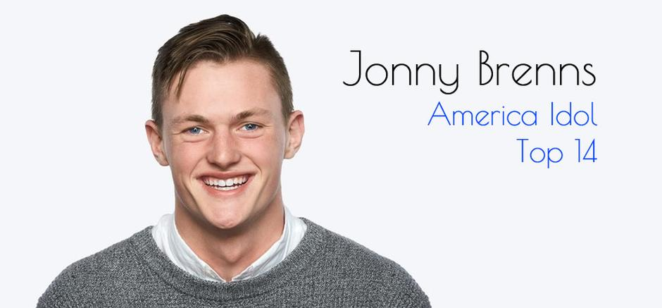 Conversations with Missy: Jonny Brenns American Idol Top 14