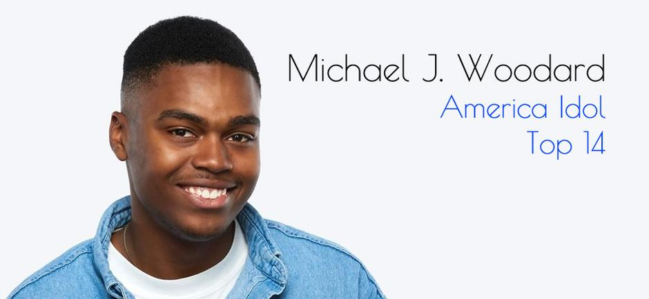 Conversations with Missy: Michael J. Woodard American Idol Top 14