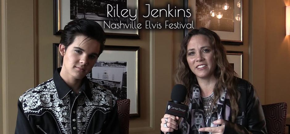 Conversations with Missy: Riley Jenkins, Nashville Elvis Festival