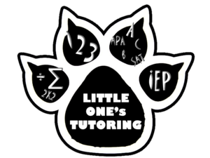 Little One's Tutoring logo