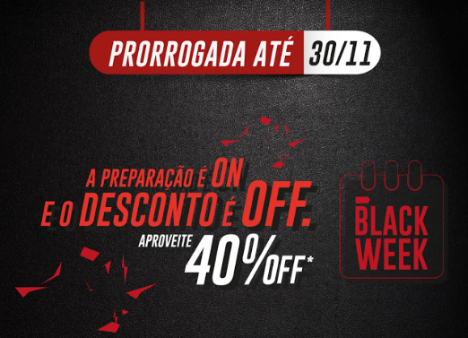 black week do cers