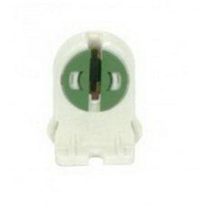 Satco 80\/1944 Slide On Rotary Locking Lampholder 600 Volt, 120 Watt,