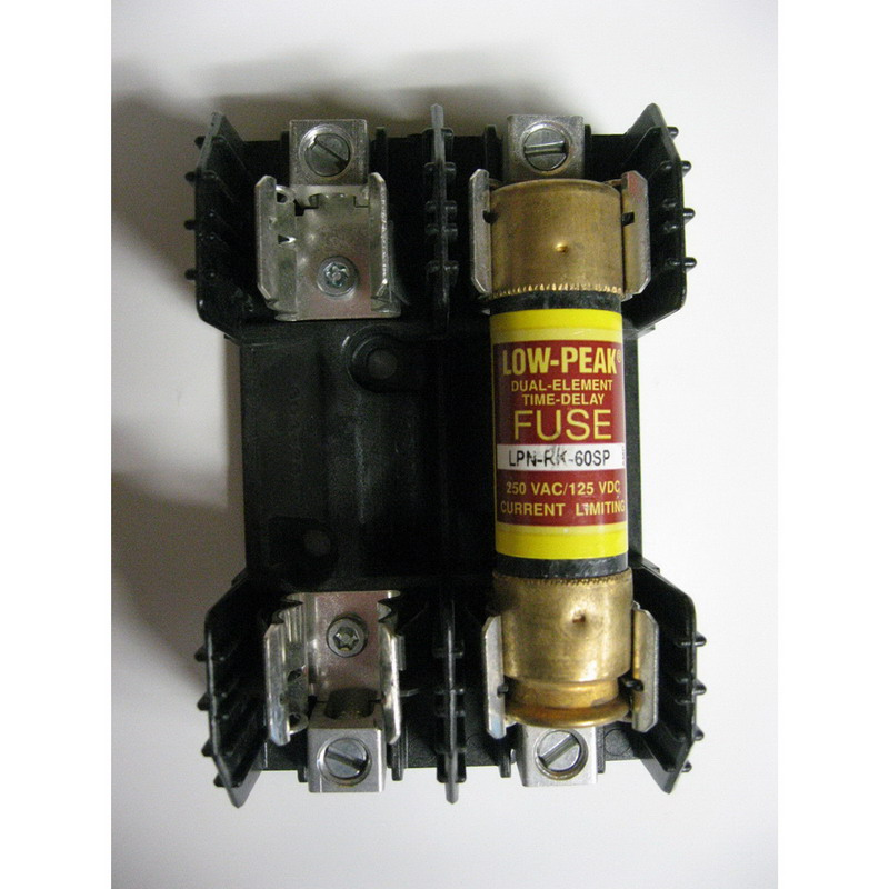 60 Amp fuse block