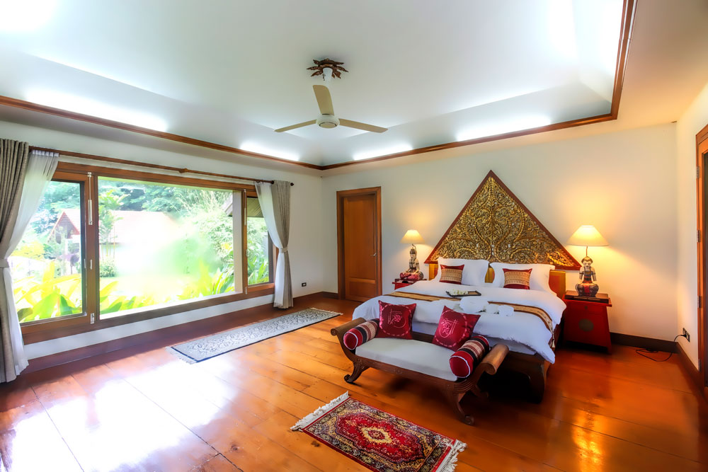 The Dawn Rehab and Wellness Centre's facility in Chiang Mai, Thailand